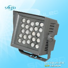 SNLED投光灯,投射灯专业厂家,户外灯饰灯具,50W投光灯,免费提供亮化解决方案图片