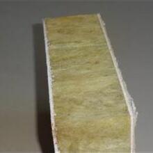 难燃岩棉复合板,岩棉复合板实体厂家