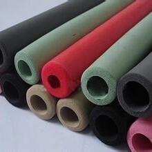 吸音橡塑海绵管壳,保温橡塑海绵管壳密度