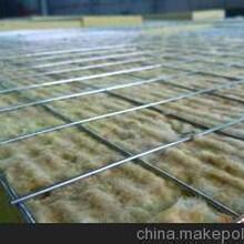 环保岩棉插丝板,钢网岩棉插丝板密度