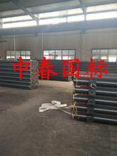 D133光管散热器光面管暖气片