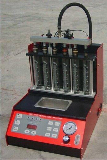 汽车喷油嘴清洗机检测仪超声波清洗机数码显示6缸电子调油压