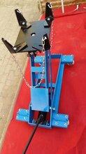 厂家直销波箱举升架液压波箱千斤顶立式运送机变速箱托架0.5吨举升机图片