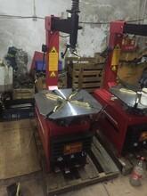 广东直销轮胎扒胎机拆装胎机含辅助臂三相503红蓝色诗琴厂家图片