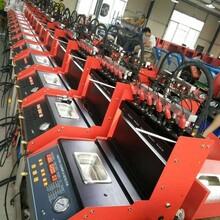 厂家喷油嘴检测清洗机全自动4缸检测仪汽车电喷HO-4H图片