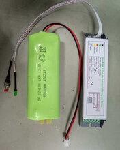DF牌LED应急电源选用磷酸铁锂蓄电池五年寿命CE认证外贸出口