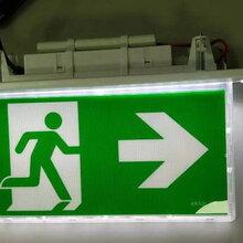 澳洲应急灯SAA认证安全出口指示灯LED应急疏散指示灯磷酸铁锂电池工艺保三年