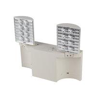 DF充电应急灯双头灯牛眼灯外贸出口专用应急照明超3小时有认证
