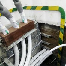 無機防火泥有機防火泥生產廠家防火材料堵料工廠圖片