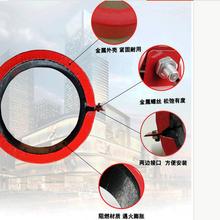 建筑排水塑料管道阻火圈设置要求图片