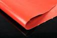 硅胶布_玻纤涂覆硅橡胶防火布