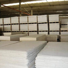白色高品质玻镁平板防火板价格图片
