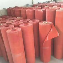 军工高温硅钛布供应厂家_焊接硅钛防火布防火毯图片