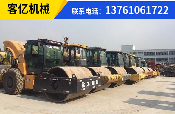二手22吨压路机低价出售/上海二手26吨压路机价格