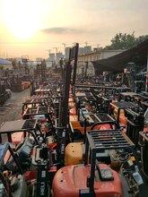 河南二手叉车市场、二手3吨叉车价格图片