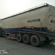 公司低價處理多臺二手散裝水泥罐車圖片