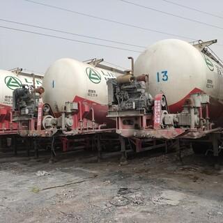 出售二手35立方45立方水泥罐车杨嘉盛瑞开乐通亚等品牌图片3