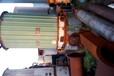 出售二手鍋爐120萬大卡燃煤鏈條導熱油爐一臺