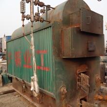 二手鍋爐1噸臥式新鄉蒸汽鍋爐低價出售圖片