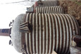 出售二手反應設備5立方搪瓷反應釜