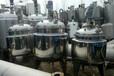 出售二手化工設備反應釜2噸3噸5噸不銹鋼電加熱反應釜