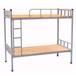 上下床廠家河北供應鐵架員工上下床學生床帶儲物柜鞋架高低床定做