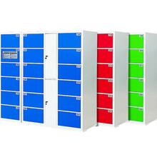智能存包柜电子储物柜扫码存包柜厂家定制图片
