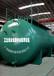 化工废水处理设备一体化圆罐型全自动超声波电芬顿废水处理设备