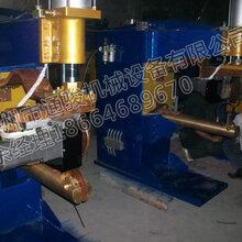气动交流滚焊机过滤网滚焊机管道缝焊机图片