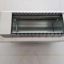 電熱自動燒烤機兩側加熱無煙燒烤爐電熱燒烤爐生產批發圖片