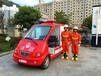 新阳美致2座电动消防车社区老街道小区厂区用电动消防车微型消防车