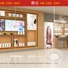 云南移动营业厅新款VI标准数码柜定制移动背柜供应商
