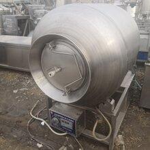 供應二手食品設備型號二手不銹鋼滾揉機價格二手斬拌機廠家圖片