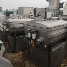 處理二手食品設備80型變頻斬拌機125斬拌機絞肉機型號齊全圖片