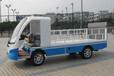 山东2座改装液压尾板斗式货车载重2吨