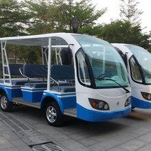 凱馳景區觀光車批發價格湖北8-11座電動觀光車價格