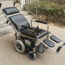包邮折叠便携式电动爬楼轮椅能上下楼梯轮椅车折叠爬楼梯轮椅车