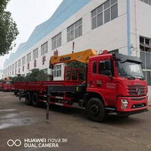 张家界12吨随车吊价格操作简单,重汽12吨随车吊图片