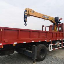 程力专汽6.3吨随车吊,景德镇东风6.3吨随车吊价格制作精良图片