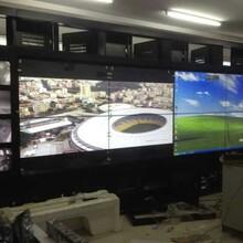 室内大屏显示器/高清液晶拼接屏/济南无缝拼接屏