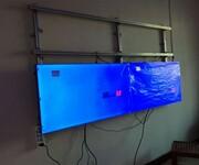 山东55寸1.7mm高亮超窄边液晶拼接屏、三星拼接屏图片