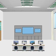 展厅专用大屏幕/高清液晶拼接屏/济南液晶拼接屏