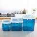 家用厨房带盖塑料米箱杂粮面粉收纳塑料米箱耐用环保PP塑料米箱