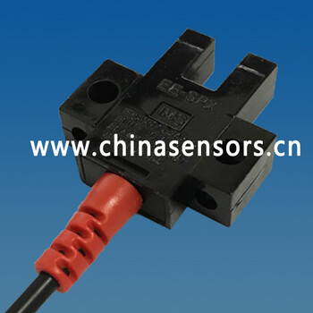 E3S5微小槽型光电开关0.25ms响应,调制电路低功耗Mode切换功能