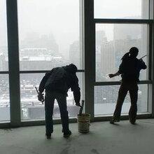 天津津南區葛沽開荒保潔%擦玻璃清洗油煙機