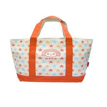 厂家定做可丝印LOGO商务礼品单肩帆布袋购物袋环保袋