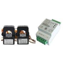 光伏系统交流两相电能表安科瑞AGF-AE-D/200防逆流装置单逆变器图片
