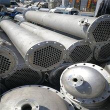 二手不銹鋼冷凝器批發二手噴淋式冷凝器二手板式冷卻器