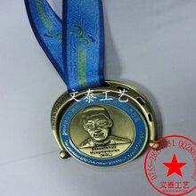 金属奖牌,跆拳道运动奖牌,马拉松跑步获奖冠军奖牌订做,图片