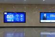 吉林長春火車站燈箱廣告LED屏廣告吊旗廣告